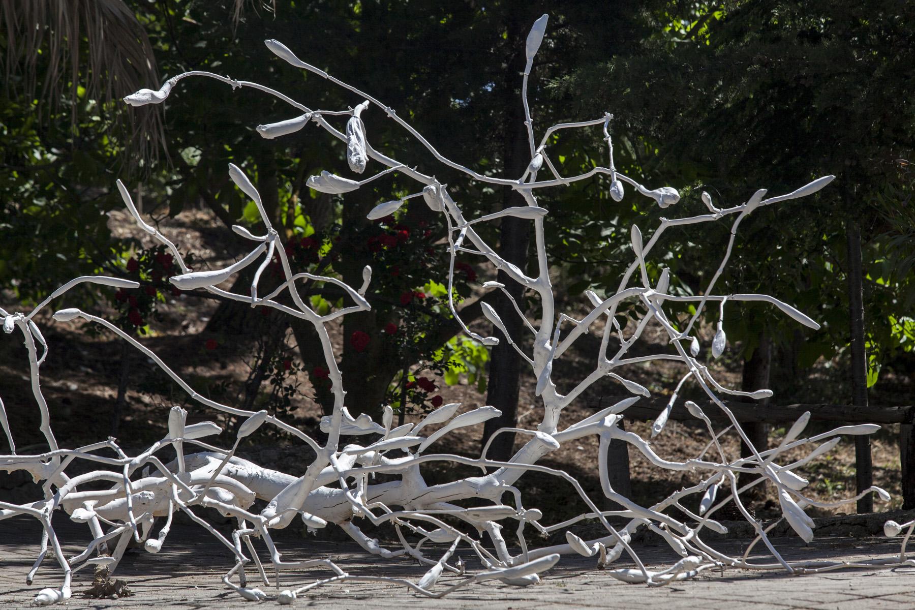 Boccioli con ramo — Composizione 9